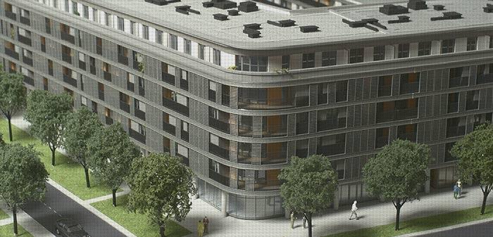 Makiety budynków i osiedli