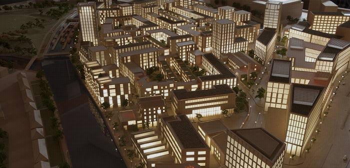 Makiety architektoniczne i urbanistyczne