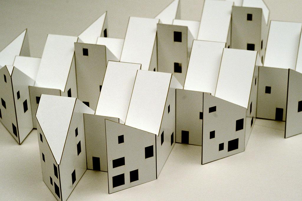 Makiety architektoniczne - Studyjne